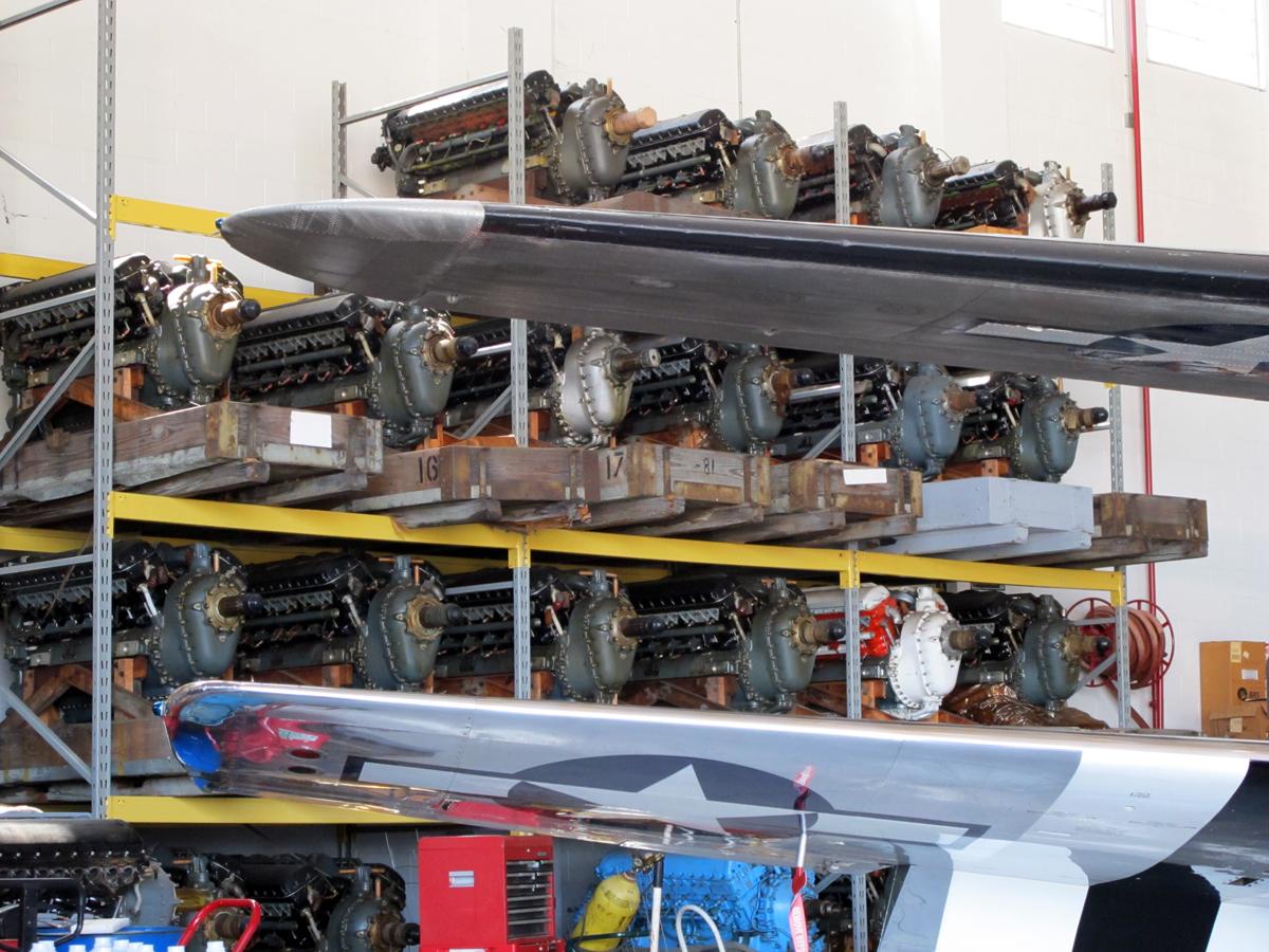 allison engines p-40 warhawk