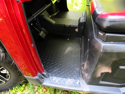 polaris ranger floorboards