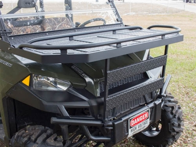 polaris ranger front rack